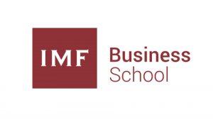 IMF Logo del Master MBA Online a tiempo completo