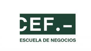 Logo CEF Master MBA en Madrid