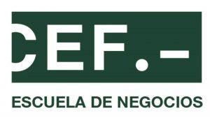 Logo CEF - Master en Marketing Digital