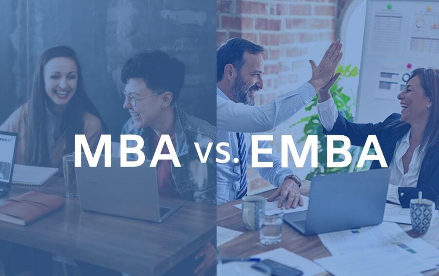 Diferencias entre MBA y Executive MBA