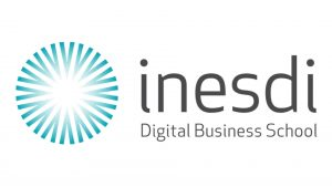 Logo INESDI Digital Master Marketing