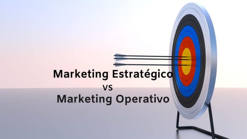 Qué es marketing Estratégico y Marketing Operativo